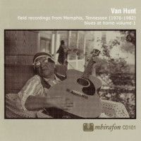 Van Hunt : Blues At Home, Volume 1